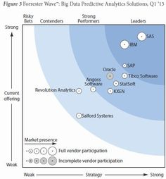 SAS, the leader in business analytics software and services, has been titled as a leader in big data analytics in a recent report by Forrester Research titled 'The Forrester Wave: Big Data Predictive Analytics Solutions, Q1 2013.' Connect with ITvarNews portal and get the latest information & technology, telecom, analysis news at- http://www.itvarnews.net/