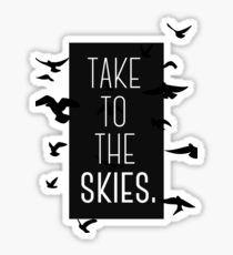 Haikyuu!! - Take to the Skies  by spacespud