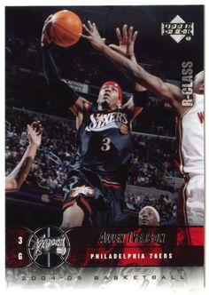 b1d1eb8154db44 Allen Iverson   65 - 2004-05 Upper Deck R-Class Basketball