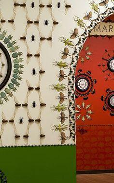 Meet Jennifer Angus, An Artist Whose Medium Is Insects