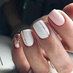 Image about nails in My style by SeenDi_13 on We Heart It