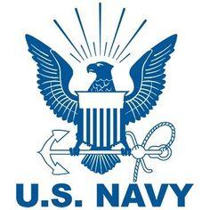 U.S. Navy blue (Eagle) by Mychristianshirts on Etsy