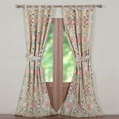 Morocco Gem 2-pack Curtains - 42'' x 84''