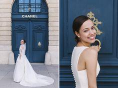 dreameyestudio.pl/ #paris #dreameyestudio #wedding #channel #bride #pronovias #barcaza