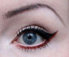 http://www.kosmetik-vegan.de/erbse/augen-make-up-bricks/ #vegan #beauty #amu #red