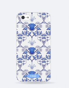 funda-movil-buebird Phone Cases, Blue, See Through, Mobile Cases, Blue Nails, Phone Case