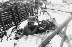 A Finnish soldier at his post on the Mannerheim Line in Finland on December Bad Picture, Red Army, 2017 Photos, My Heritage, Soviet Union, War Machine, World War Ii, Wwii, The Past