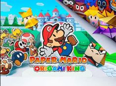 Nintendo has announced Paper Mario: The Origami King will launch on the Switch on 17 July. The game is the. The post Paper Mario: The Origami King set to boost Switch game line up appeared first on Sub Sell Karo. Nintendo 64, Nintendo Console, Nintendo Games, Nintendo Eshop, Metroid, Super Mario Rpg, Wii U, Mode Origami, Origami Folding