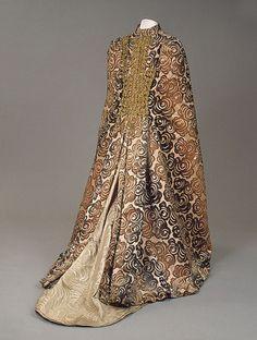 Charles Worth Evening Cloak,c. 1890s