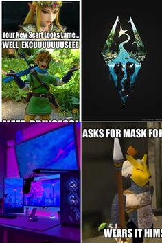 Video Games - Page 7 - video game memes, Pokémon GO - Cheezburger