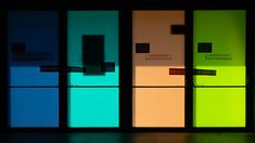 Luz y color Architecture, Color, Arquitetura, Colour, Architecture Design, Colors