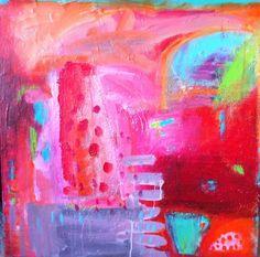 ARTFINDER: Morning 1 by Zainab Ali - Mixed Media on canvas.