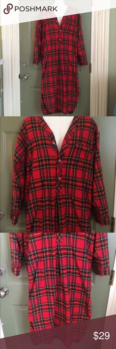 MAXI FLANNEL PAJAMAS RED LL BEAN WARM SMALL/MEDIUM MAXI FLANNEL PAJAMAS RED LL BEAN WARM SMALL/MEDIUM. Tartan plaid. Excellent Condition. Patagonia Intimates & Sleepwear Pajamas