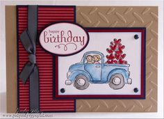 Loads of Love Birthday by judym09 - Cards and Paper Crafts at Splitcoaststampers