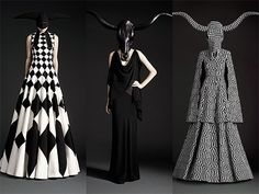 The UK's reigning avant-gardist, Gareth Pugh will return to London Fashion Week for the fall 2015 collections, following a prolonged stint in Paris and a one-off show in New York last season.He'll also stage a retrospective at Galeria Melissa (43 King St, Covent Garden, London WC2E 8JY), marking his label's ten-year anniversary. We hope the homecoming is every bit as bat-sleeve crazy as our all-time favorite Pugh looks...