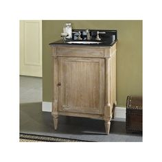Buy the Fairmont Designs Rustic Chic Weathered Oak Bathroom Vanity 24 x x Oak Bathroom Vanity, Fairmont Designs, Contemporary Vanity, Dream Bath, Weathered Oak, Rustic Chic, Liquor Cabinet, Storage, Stuff To Buy