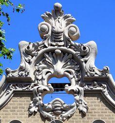 Casa Ignasi Coll Portabella (I)    Architect: Josep Graner i Prat - Barcelona - Gran Via