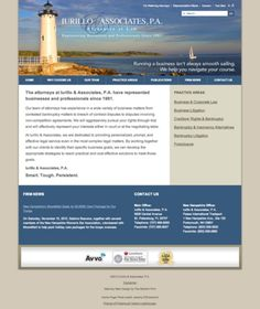 Law Firm Websites- Florida & New Hampshire Firm - The Modern Firm