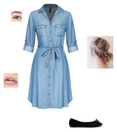 """""""Meeting Floyd"""" by maryvarleyrox ❤ liked on Polyvore featuring Nly Shoes"""