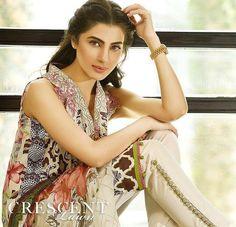 Faraz Manan Latest Lawn & Silk Tunic Collection 2016 Prices