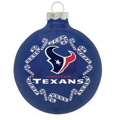 0b3c76bfdac Topperscot Houston Texans Traditional Candy Cane Ornament Men - Sports Fan  Shop By Lids - Macy s