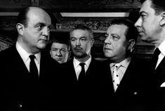 Marie-Octobre (1959) - Bernard Blier / Robert Dalban / Paul Frankeur / Daniel Ivernel / Paul Meurisse