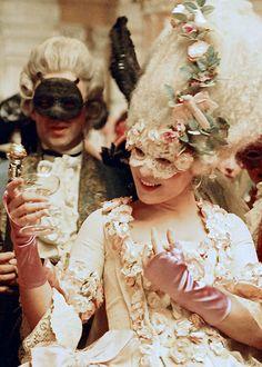 Princess Lamballe in Marie Antoinette.