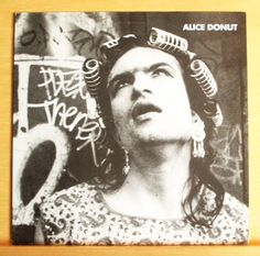 ALICE DONUT Mule Vinyl LP Mother of Christ Crawlpappy Burlesque Roadkill Big Ass