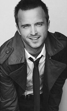 Aaron Paul (Jessie Pickman) from Breaking Bad.He also played Tobey Marshall in Need For Speed.