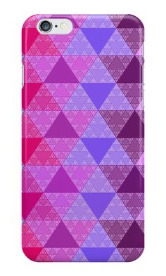 Funky Triangle Structure- Pyramid - Geometric - Phone case - iPhone - Samsung Galaxy