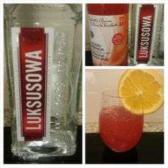 Twenty-Something in Toronto | thirsty thursday: luksusowa and blood orange soda | http://twentysomethingintoronto.com