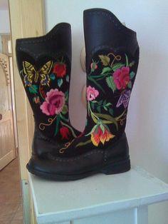 buty z Kościeliska