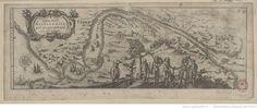 Tijpus Freti Magellanici quod Georgius Spilbergius cum classe lustravit   Gallica