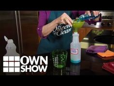 Linda Cobb, the Queen of Clean and money-saving cleaning expert, swears by this miracle cleaner you can make at home. Mix up DAWN dish soap and heated white vinegar in a spray bottle for a potent formula that cleans everything from tile floors to showers. Diy Cleaning Products, Cleaning Solutions, Cleaning Hacks, Cleaning Supplies, Cleaners Homemade, Diy Cleaners, Miracle Cleaner, Guter Rat, Dawn Dish Soap