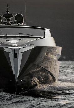 Hedonist yacht