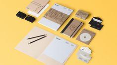 Bench by Roger Dario Design / on Design Work Life