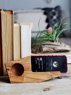 Koostik Ambrosia Maple Phone Dock at Free People Clothing Boutique