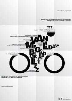 20 Creative Negative Space Design Inspiration | Bashooka | Cool Graphic & Web Design Blog