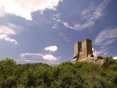 Torres de Sibirana. Aragón. Spain