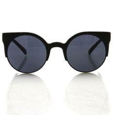 Odd winged sunglasses