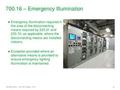 Photo Gallery: Top Code Changes | 2017 National Electrical Code ...