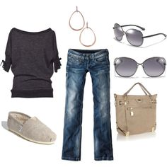 Cute and Comfy., created by jesshehr.polyvore.com