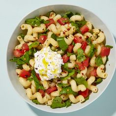 Cavatappi with Tomatoes, Arugula, and Ricotta   Feel-Good Recipes for Every Day of the Week