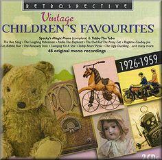 Vintage Children's Favourites.