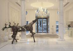 Top 10 World's Best Hotel Lobby Designs
