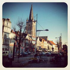 Eeklo in Oost-Vlaanderen, Oost-Vlaanderen
