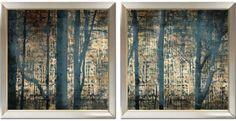 Quintessa art Valona trees