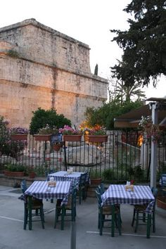Limassol's Castle Square Limassol Cyprus