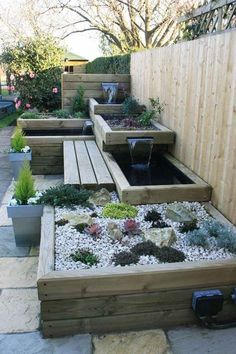 Idées jardins modernes - top 20 des tendances récupérées sur Pinterest