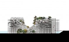 Architecture Students Propose an Elaborate Lattice Work Bib to...